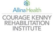Allina Health Courage Kenny Rehabilitation Institute logo