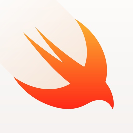 Photo of logo for Apple Swift Playgrounds app.