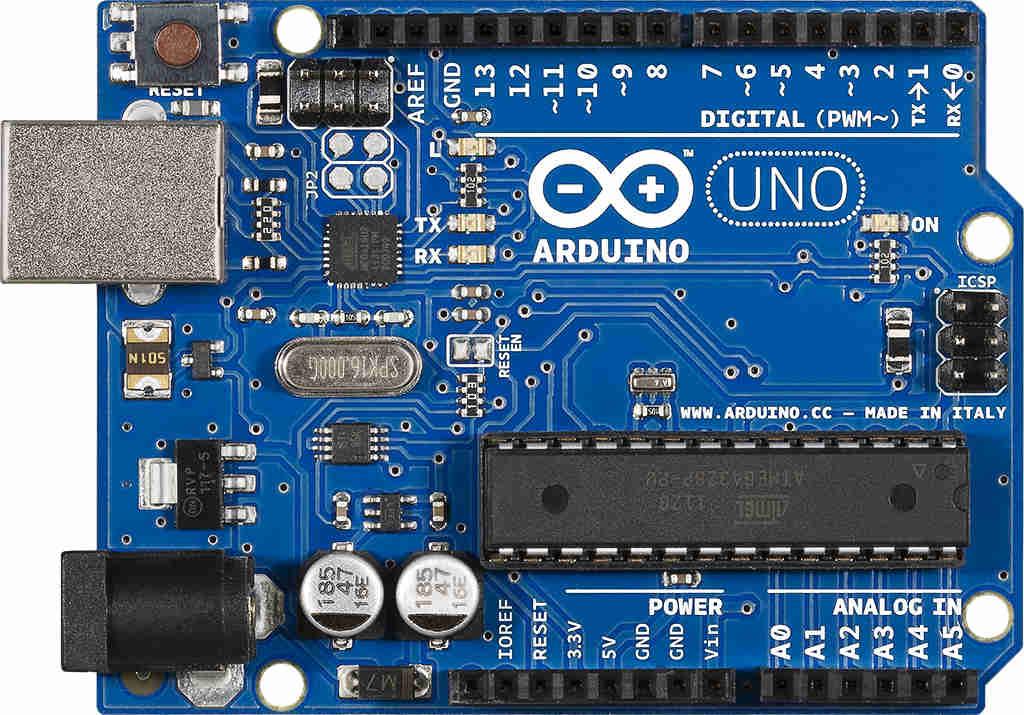 Photo of Arduino Computer