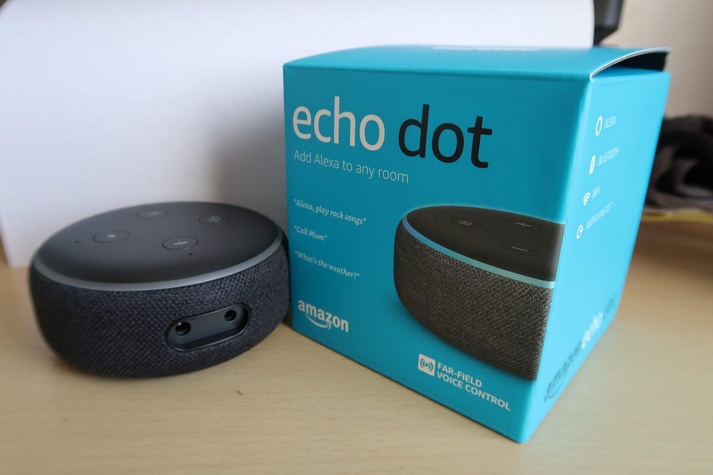 photo of Echo Dot