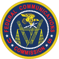 Photo of FCC logo.