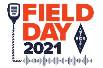Photo of ARRL Field Day 2021 logo.