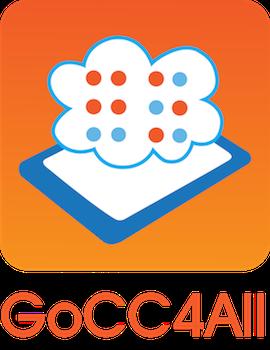 Photo of GoCC4All logo