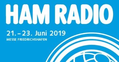 Photo of Ham Radio 2019 logo