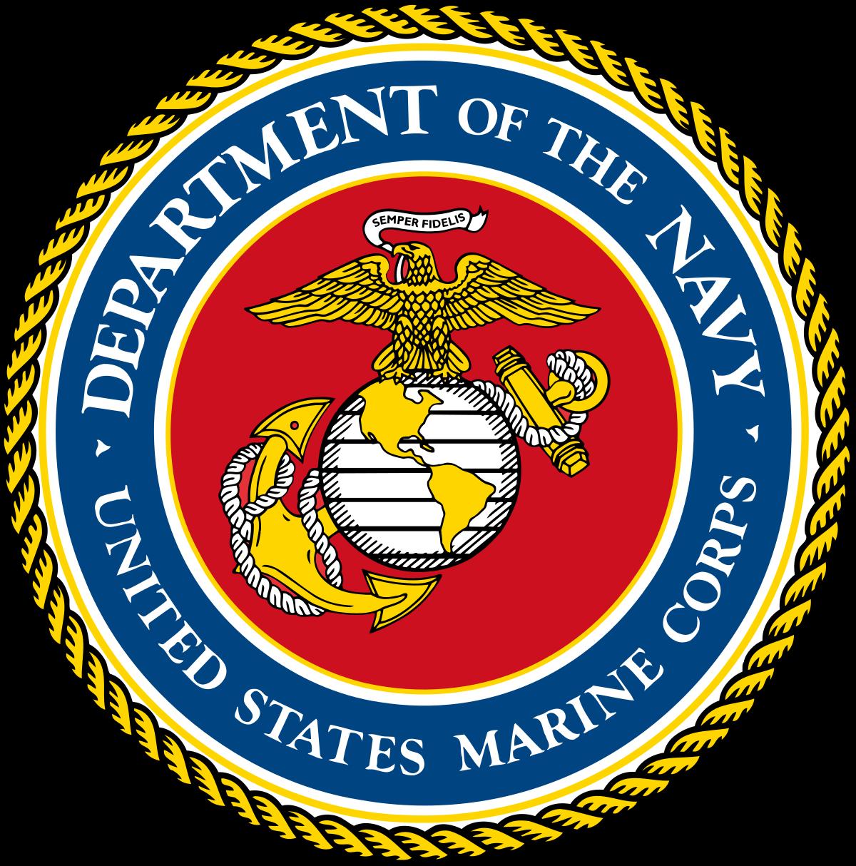 Photo of Marines flag