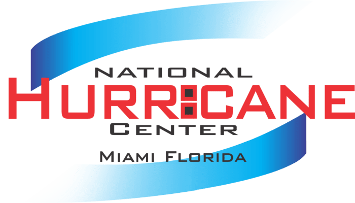 Photo of logo for National Hurricane Center.