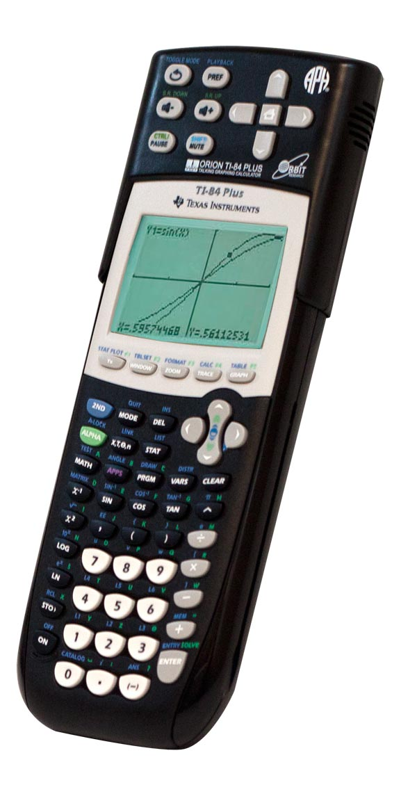 Photo of Talking Graphing Scientific Calculator