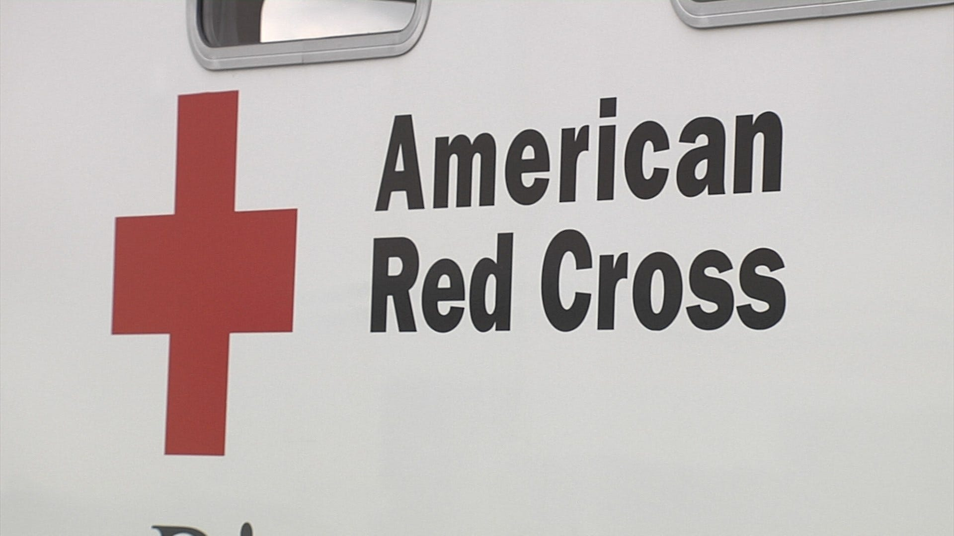 Red Cross Vehicle