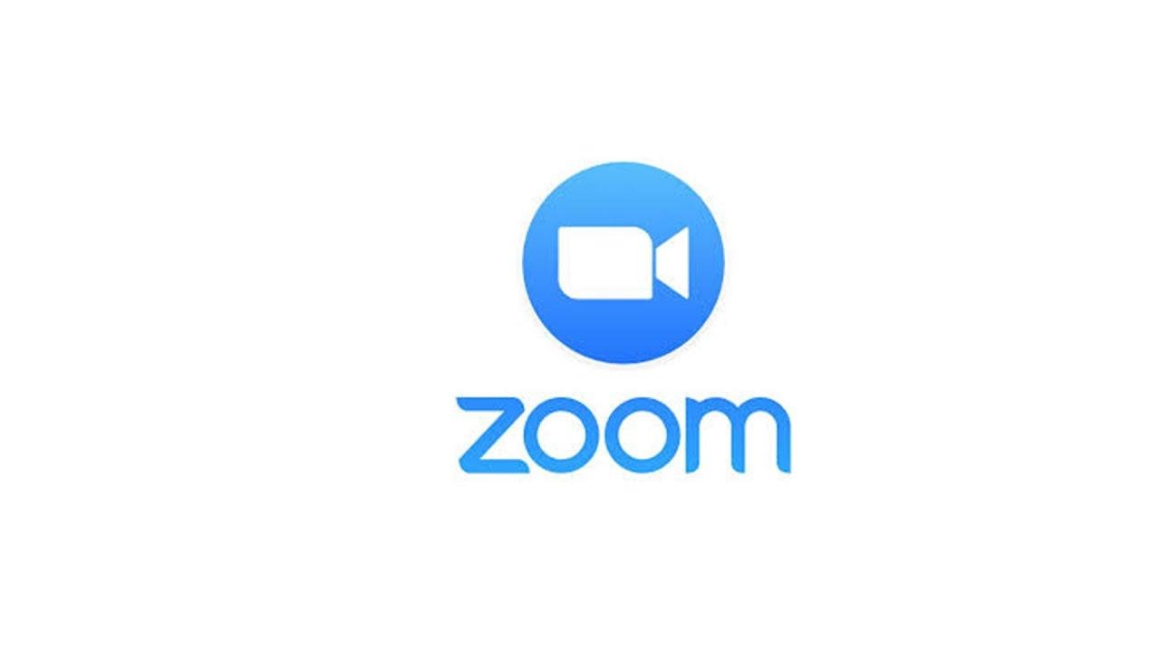 Photo of Zoom logo.