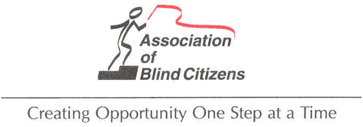 Photo of Association for Blind Citizens logo