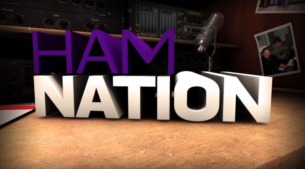 Photo of the Ham Nation show