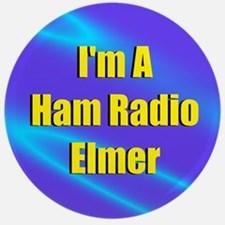 I'm a ham radio elmer button