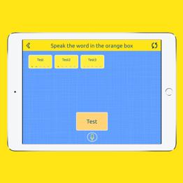 photo of VocaTempo app screen